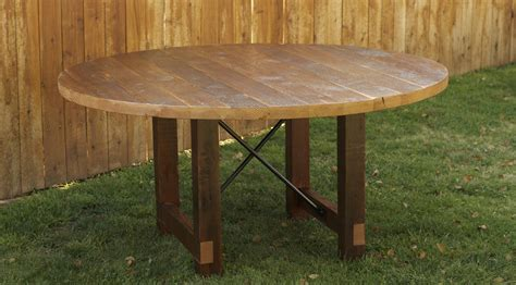 diy wood dining table round wood dining table design rs floral design