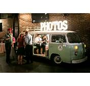 Tennessees VW Photo Booth Bus  The ShutterBus