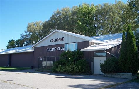 Comfort Zone Cobourg Ontario by Colborne Curling Club
