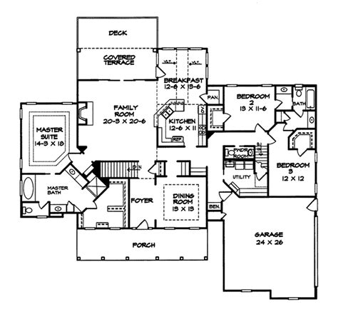cave floor plans cave hollow country home plan 076d 0135 house plans and more
