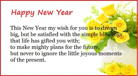 new year message for a loved one 28 images new year