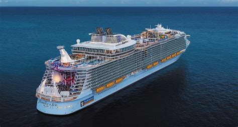 biggest private ships in the world top 10 biggest cruise ships in the world best of our