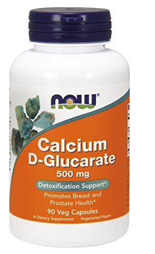 Calcium D Glucarate Detox Mercury by Top Best 5 Calcium D Glucarate For Sale 2016 Product