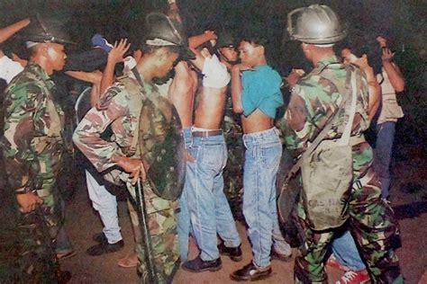 metallica lebak bulus 1993 kenangan andre siksakubur jadi korban kerusuhan metallica