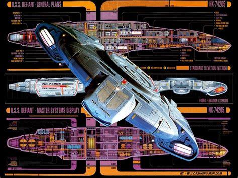 The Defiant trek space nine defiant