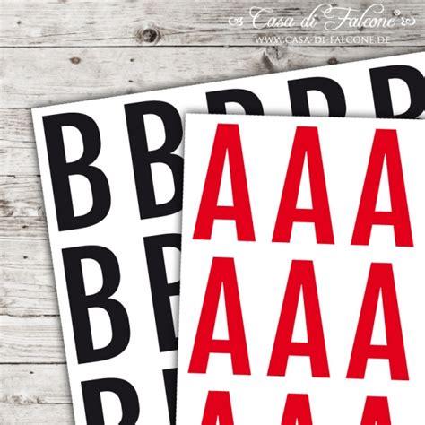 Buchstaben Aufkleber Einzeln by Motivaufkleber Buchstaben Einzeln Klein