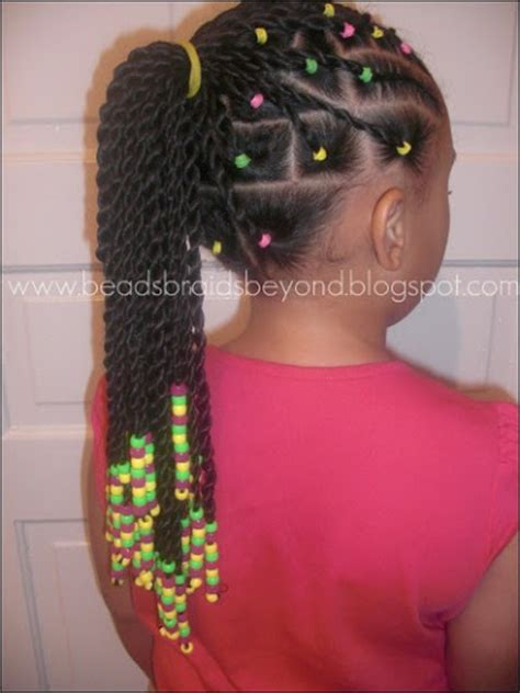 sister twists hairstyles beads braids and beyond sister twists cornrows with a