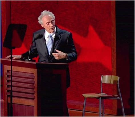 Clint Eastwood Talking To Chair concordia theology 187 when the empty chair talks back