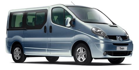 renault trafic 9 passenger renault trafic passenger technical details history