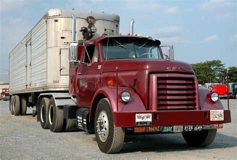 gmc semi truck antique gmc semi trucks html autos post