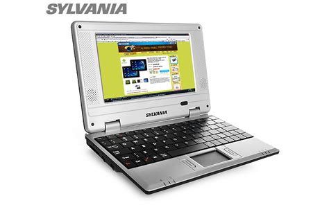 Wifi Netbook Barbara S Beat Dailysteals 69 99 For A Sylvania7 Wifi