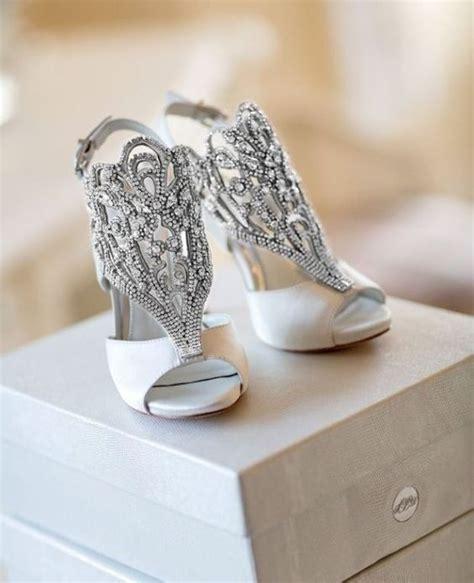 wedding footwear the bling and bridal of wedding footwear trendspotting