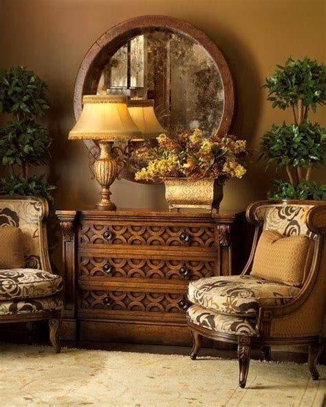 Tuscan Living Room Furniture 2 Brambleberry Cottage The Vintage