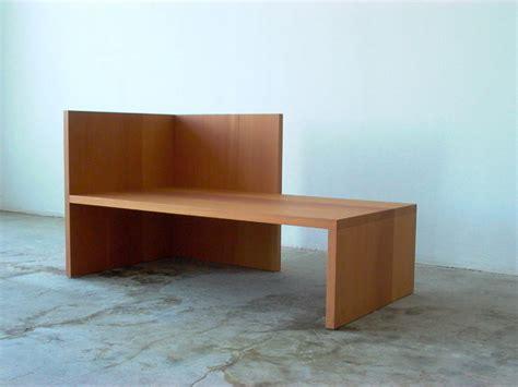 Donald Judd Furniture by Donald Judd Furniture Design Oen