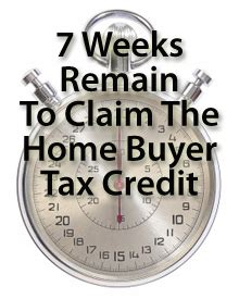 7 weeks remain to find a home claim up to 8 000 in tax
