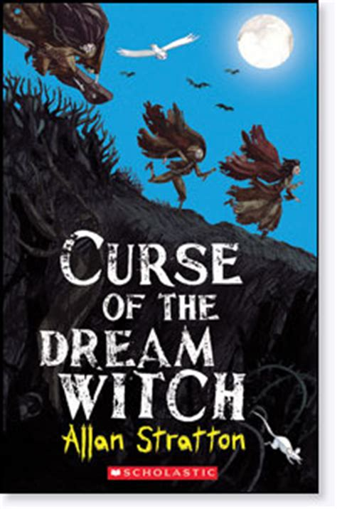 the curse of books curse of the witch by allan stratton reviews