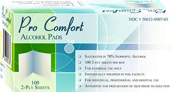 pro comfort medical glucose testing aids