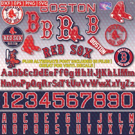 up letter boston boston sox logos sox jersey fonts sox t