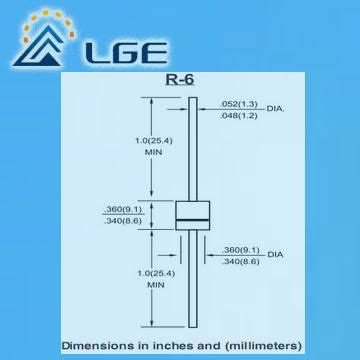 where to buy diodes and transistors dip power diode p600j r 6 buy silicon rectifier diode p600j high current rectifier diode power