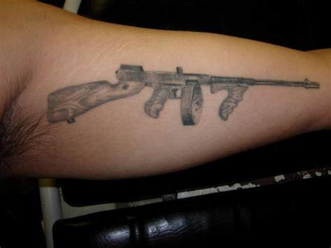 tattoo tommy gun melissa tattoo design tattoo gallery by willie denton