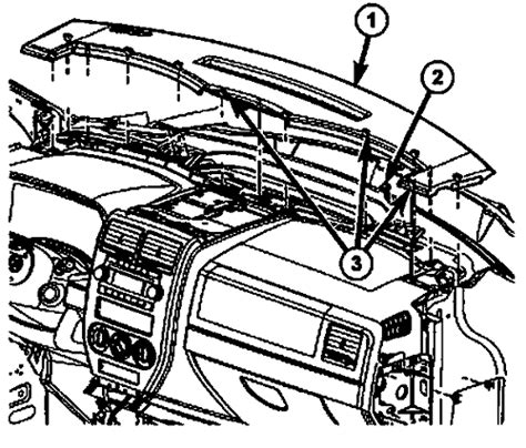 service manual instruction for a 2009 jeep compass heater core replacement i have a 2008