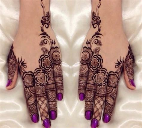 a roundup of latest pakistani henna designs 2017 sheideas
