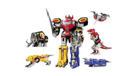 Legacy Megazord power rangers legacy megazord reissue for may 2015