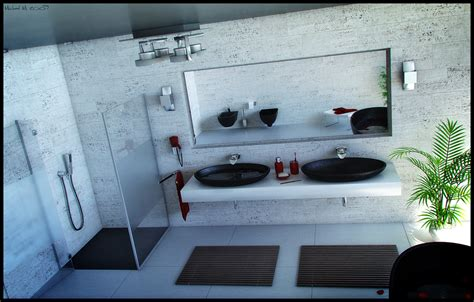 modern bathroom double sink home decorating ideas inspiring bathroom designs for the soul