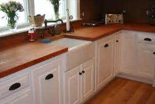 Wood Countertops Kitchen Wood Kitchen Countertops By Grothouse