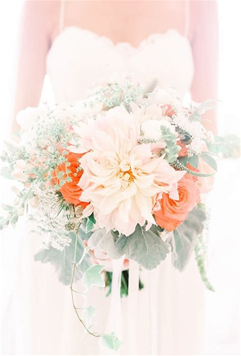 Ideas On Wedding Flowers by Wedding Flowers Bouquet Ideas Brides