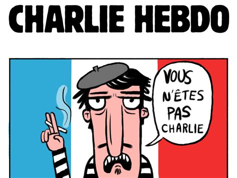 French Colonial by Pando Charlie Hebdo Unmournable Frenchies
