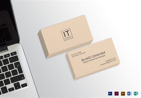 easy business cards template 30 minimalistic business card designs psd templates