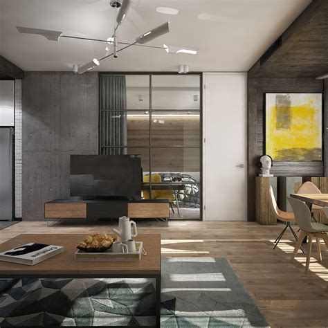 studio apartment furniture ideas