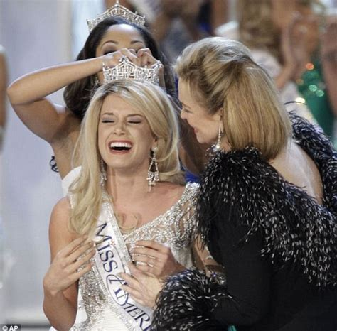 Miss America Wardrobe by Miss America Teresa Scanlan Joins Conservative Christian College With Strict Dress Code Daily