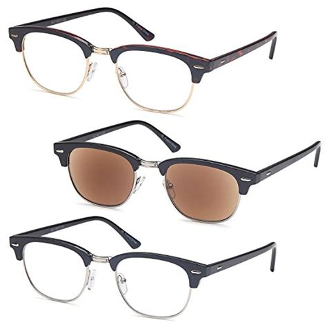 8 Pretty Pairs Of Readers by Gamma Readers 3 Pairs S Readers Quality
