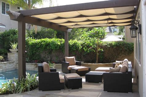 pergola canopy fabric 21 innovative pergolas with shade cloth pixelmari