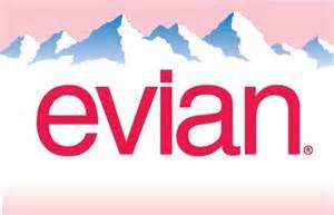 evian logo free vector in adobe illustrator ai ai