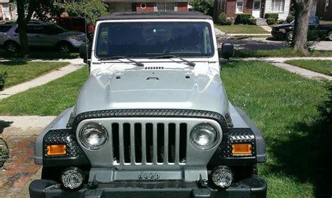 silver jeep rubicon 2 door buy used 2005 silver jeep wrangler unlimited 2 door with