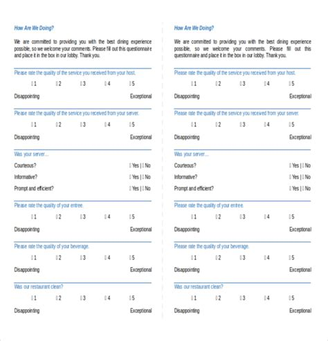 28 sle survey template in word templates for surveys 28