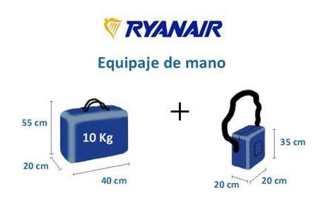 equipaje de mano con ryanair equipaje de mano en ryanair aprende a viajar por tu cuenta