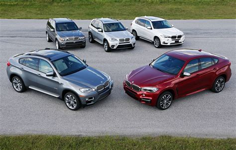 X Models by Bmw Celebrates 15 Years Of X Models Autoevolution