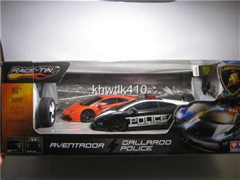 Auldey Yw294gc Rc Race Tin 4 Black White lamborghini aventador car interior design