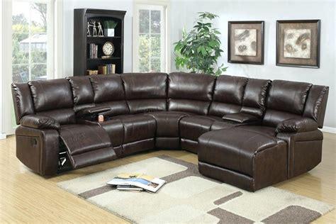 abbyson living charlotte dark brown sectional sofa and ottoman 15 abbyson living charlotte dark brown sectional sofa and