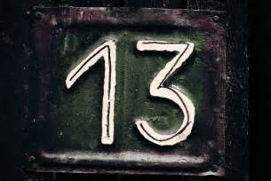 Unlucky do you think 13 is unlucky wonderopolis