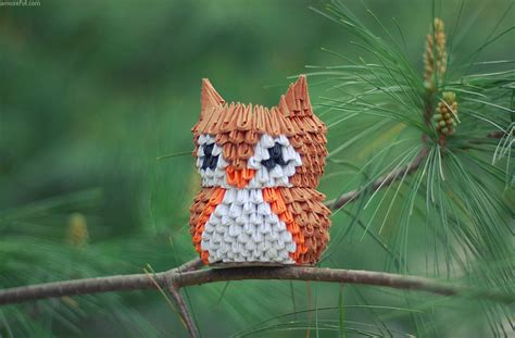 Owner Of Origami Owl - 3d origami owl by jeanfan on deviantart
