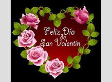 """BANCO DE IMÁGENES GRATIS: Corazón con mensaje """"Feliz Día ... Imagenes De San Valentin Gratis"""