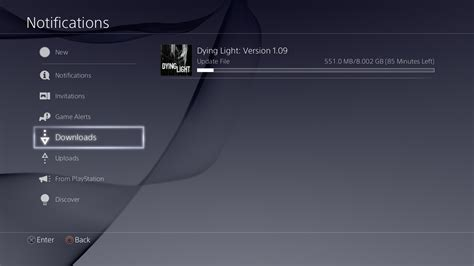 dying light console dying light enhanced edition update 1 09 is live 17 gb