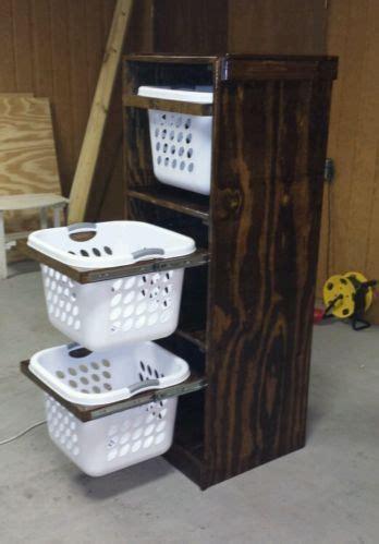 western design laundry laundry basket storage handmade hers organize rustic
