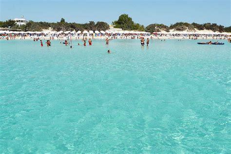 porto cesareo spiaggia le spiagge di porto cesareo
