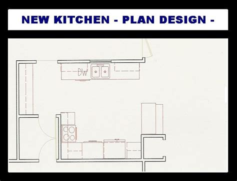 galley kitchen floor plans home decor model